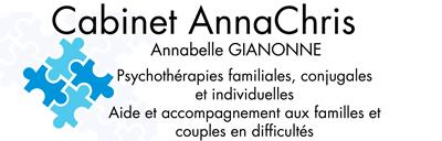 Cabinet AnnaChris-Thérapies Familiales et Conjugales-Bayonne,Biarritz,Anglet